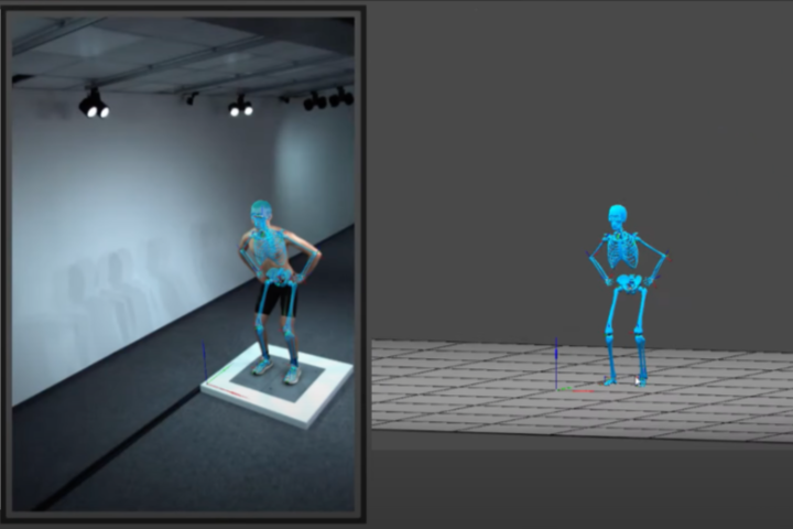 prophysics - 3D-Markerless Tracking